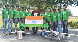 Team Challengers secure 2nd prize in SAE International Aerodesign, Florida, USA