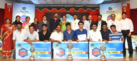 Grand Finale Sahyadri Whiz Quiz 2017 winner